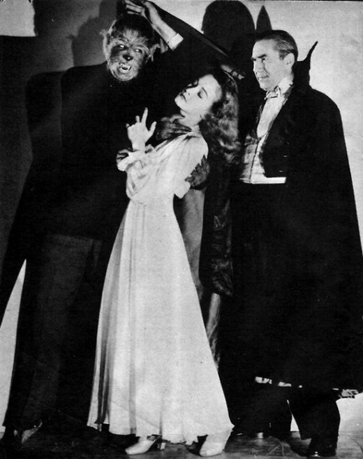 Return of the Vampire (1943) Publicity shot