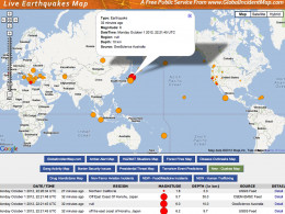 This 6.2 earthquake in Japan is just one of the many disasters in the Ring of Fire in the last two years.