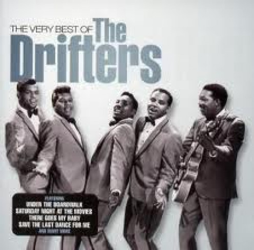 The Drifters have made Rick and roll and blues combined together since they started making music.