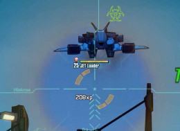 Borderlands 2 Defeat Jet Loader in Where Angels Fear to Tread quest