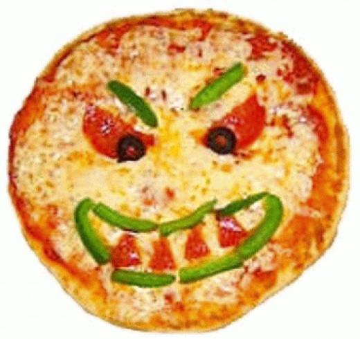 Jack O Lantern Pizza's