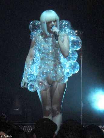 Bubble dress