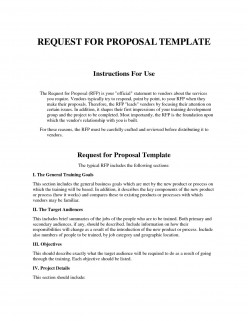 What is an RFP (Request for Proposal)?