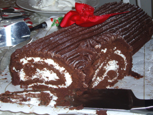Great dessert to take to a Christmas potluck!