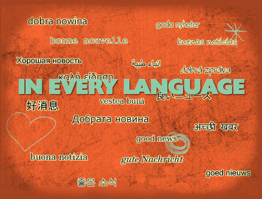 There are many languages in the world which are continuously evolving and changing