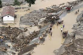 Mudslides in China and the USA are being blamed on rainfall and yet most of them are due to earthquakes.
