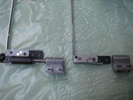 Broken hinge before replacement.