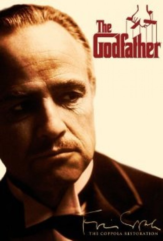 The Godfather - Marlon Brando's most iconic performance.
