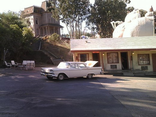 The set of Psycho