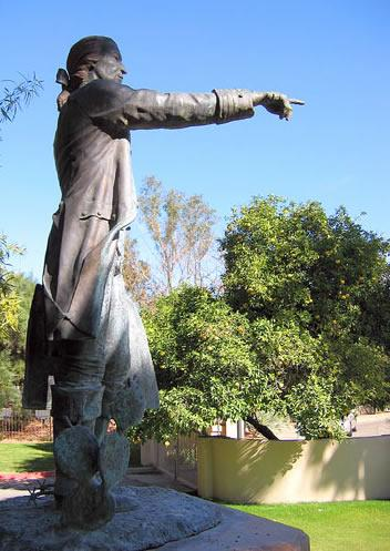 Hugo O'Conor - the Irishman who Founded Tucson, AZ