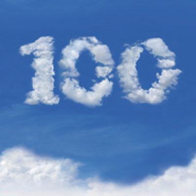 100 Hubs!