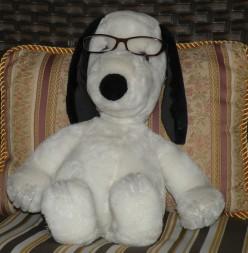 SNOOPY DOG...by b. Malin