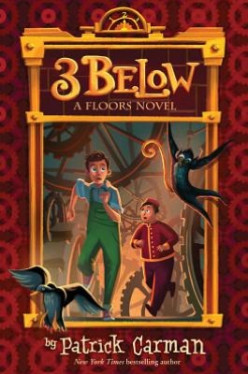 Floors 2: 3 Below by Patrick Carman
