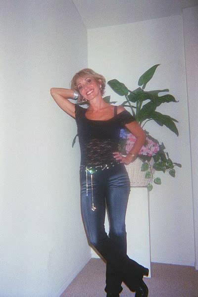 Shot of me at MTV Movie Awards 2002
