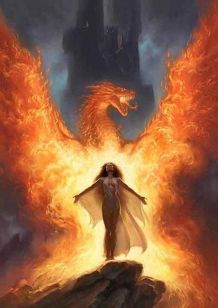 Hells Dragon