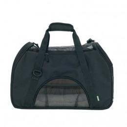 Bergan Comfort Soft-Sided Pet Carrier, Large in Black