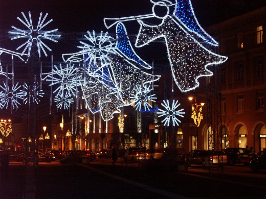 Christmas time in Lithuania