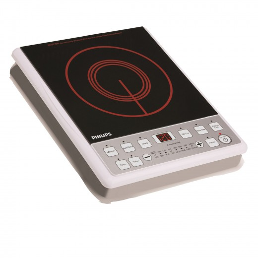 A portable single Induction Cooker