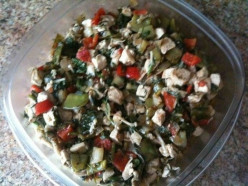 Sautéed Tofu with Vegetables