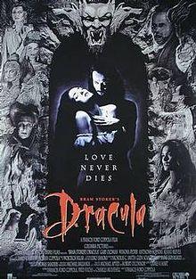 Theatrical Poster for Bram Stoker's Dracula