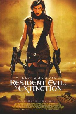 Resident Evil Extinction (2007)