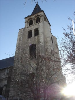 Saint-Germain-des-Prés, Paris