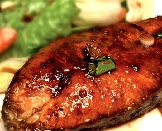 Homemade teriyaki sauce recipes easy to make use as for Marlin fish recipes