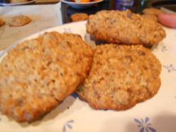 How to Make Chocolate Chip and Oatmeal Cookies . Simple, Healthy and Delicious.