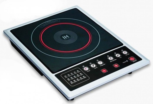 A Chinese made portable single Induction Cooker