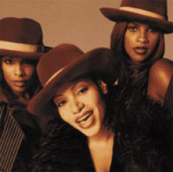 Salt n Pepa with Spinderella (left)Faithfulness in relationships became laughable as R&B evolved and had a child named Hip-Hop. Rap Recording Artists emerged in the eighties, while R&B faves like Secret Lovers by Atlantic Starr was playing on the rad