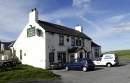 and the Jolly Drovers public house, Consett
