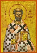 A Brief Look at Saint Augustine of Hippo