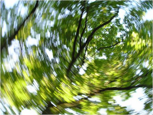 Poor Vision and Dizziness can easily cause falls outside the Home.