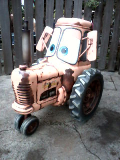 Mater's Petting Zoo