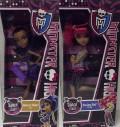 Monster High Dance Class Dolls - Operetta, Howleen, Robecca & Lagoona