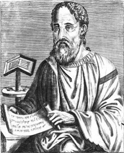 Brief Biographical Sketch of Eusebius of Caesarea