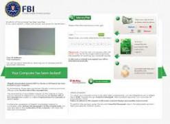 Beware of the F.B.I. Virus