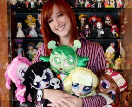 This is Lauren Faust.  I do not own this image of Lauren Faust, nor do I own Lauren Faust.  Please don't sue me.