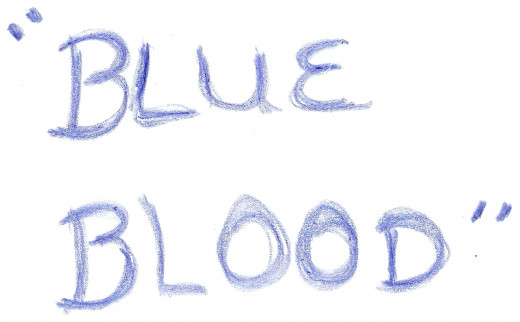 """BLUE BLOOD"""