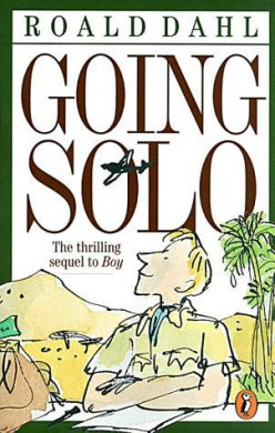Going Solo- The life of Roal Dahl