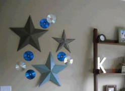 Teensy wall art decor