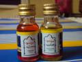 Henna oils