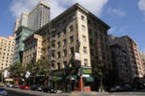 Hostel in San francisco