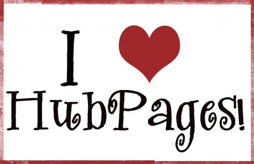 I love the HubPages Community!