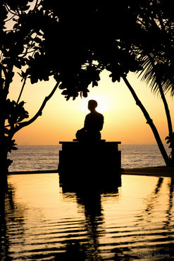 The benefits of meditation are achieved when it is practiced on a daily basis