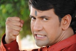 "Dinesh Lal Aka Nirhauuuaa ""Rising Superstar of Bhojpuri movies"""