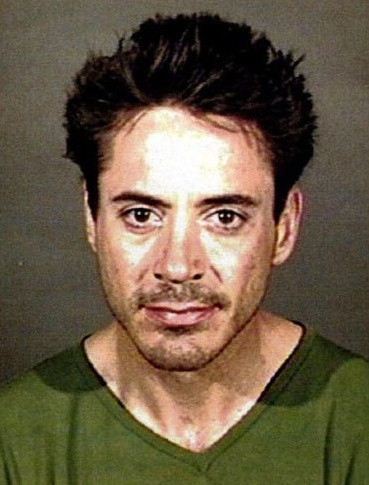 Iron Man before he was Iron Man. All together, not a bad mug shot.