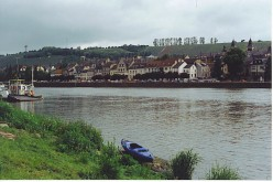 The Mosel at Wasserbillig