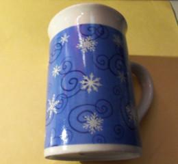My coffee cup.