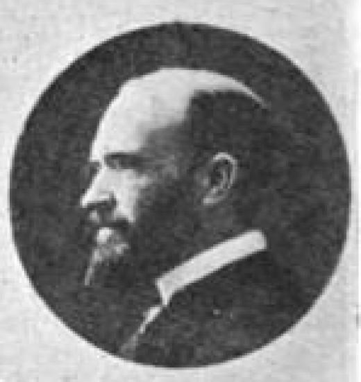 Melville Dewey... or was it Melvil Dui?